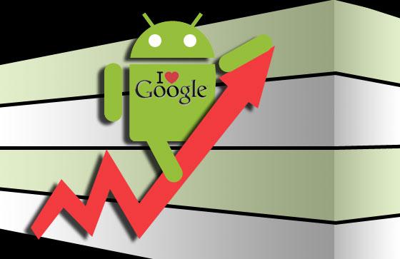 Google Scoort Beter Dan verwacht